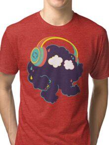 Emoc and music Tri-blend T-Shirt