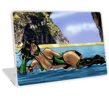 Jade Laptop Skin
