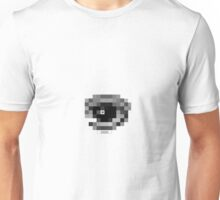 The Dithered Eye of Censorship and Confidentiality Unisex T-Shirt