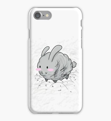 Dust Bunny!  iPhone Case/Skin