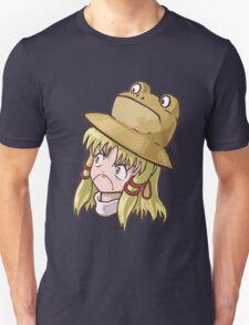 Suwako Moriya Unisex T-Shirt