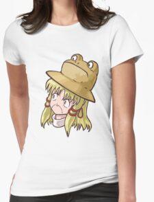Suwako Moriya Womens Fitted T-Shirt