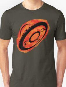 U.F.O. (red and orange glow) T-Shirt