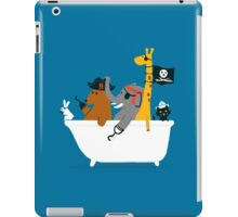 Everybody wants to be the pirate iPad Case/Skin