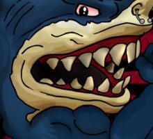 Killer iNdustries - Sharks of the Street. Sticker