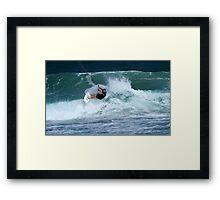 Kite Surfer #1 Framed Print