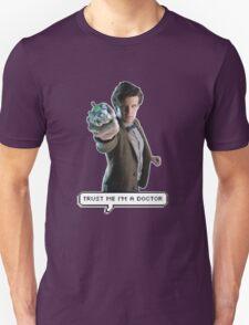 Matt Smith - Doctor Who T-Shirt
