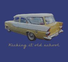 Kicking it old school (EK Wagon) by Ch1ckenMan