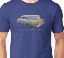 Kicking it old school (EK Wagon) Unisex T-Shirt