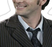 David Tennant - Doctor Who  Sticker
