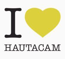 I ♥ HAUTACAM Kids Clothes
