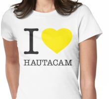 I ♥ HAUTACAM Womens Fitted T-Shirt