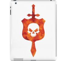 Fire Shield iPad Case/Skin