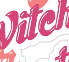 Gay Witches for Abortion Sticker