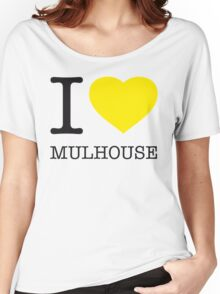 I ♥ MULHOUSE Women's Relaxed Fit T-Shirt