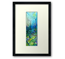 Tranquility 2 Framed Print