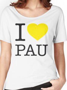I ♥ PAU Women's Relaxed Fit T-Shirt