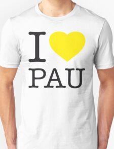 I ♥ PAU Unisex T-Shirt