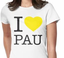 I ♥ PAU Womens Fitted T-Shirt