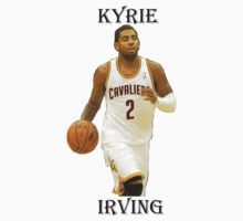 Kyrie Irving by thosetwoaussies