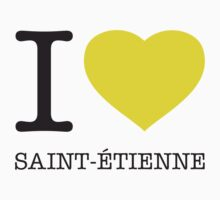 I ♥ ST. ETIENNE Kids Clothes