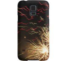 Firework Birds Samsung Galaxy Case/Skin