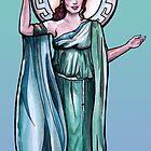 Goddess of Empathy by Grace Mutton
