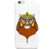 Grinning Viking King of the North iPhone Case/Skin