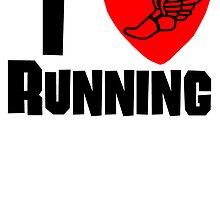 I Heart Running by kwg2200