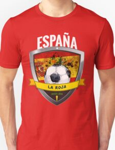 Spain - World Cup Brasil 2014 Collection T-Shirt