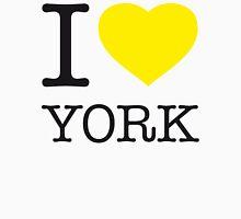 I ♥ YORK Unisex T-Shirt