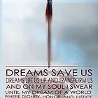 Superman Inspirational Poster by gentilj17