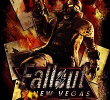 Fallout New Vegas by sazzed