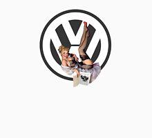 Volkswagen Pin-Up Chatty Cathy (gray) Unisex T-Shirt