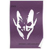 Joker Face Poster