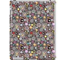 bright abstract pattern iPad Case/Skin