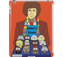 Baker's Dozen iPad Case/Skin
