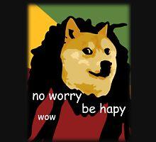 Bob Marley Doge (Transparent Edges) T-Shirt