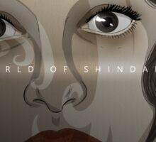 Nessa; Darkness (World of Shindana) Sticker