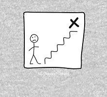 Wayne's World - No Stairway? Denied. [LARGE IMAGE] Unisex T-Shirt
