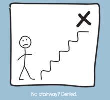 Wayne's World - No Stairway? Denied. [Small image] by dotgumbi