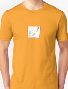 Wayne's World - No Stairway? Denied. [Small image] Unisex T-Shirt