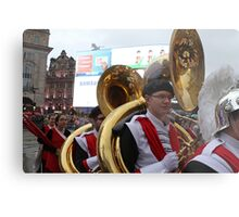 New Year's Day Parade  London 2014 Metal Print