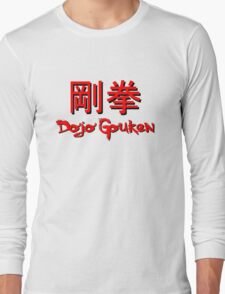 Dojo Gouken Long Sleeve T-Shirt