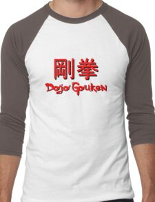 Dojo Gouken Men's Baseball ¾ T-Shirt