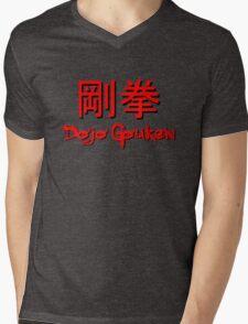 Dojo Gouken Mens V-Neck T-Shirt