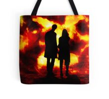 an infinity of the other.. Tote Bag