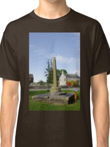 The Village Cross, Monyash Classic T-Shirt