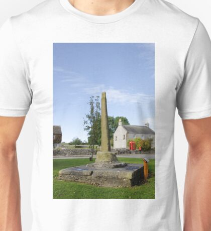 The Village Cross, Monyash Unisex T-Shirt
