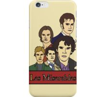The Miserable Ones iPhone Case/Skin